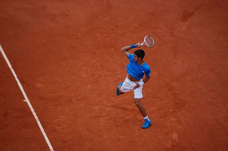 djokovic French open 2009