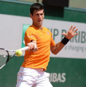 Djokovic French Open 2015